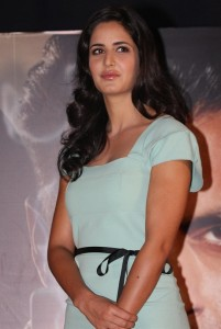 Actress Katrina Kaif Hot Pics At Ek Tha Tiger Movie Promotion