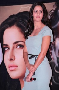 Katrina Kaif At Ek Tha Tiger Movie Promotion Sexy Images Gallery