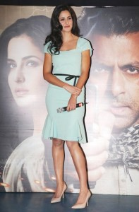 Katrina Kaif Pictures Ek Tha Tiger Movie Promotion