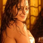 Kaveri Jha Hot Photos in Towel