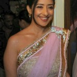 Manisha Koirala Hot Photos in Saree