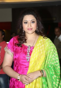 Meena New Cute Pics At Drushyam Movie Premier Show