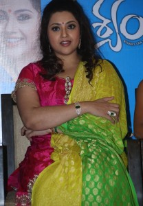 Meena Sexy Stills At Drushyam Movie Premier Show