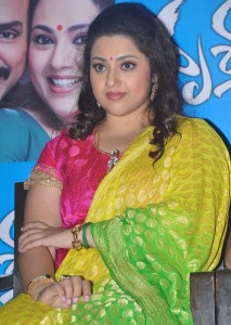 Meena Photos At Drushyam Movie Premier Show
