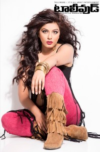 Reva DN Tollywood Magazine Hot Photoshoot Images