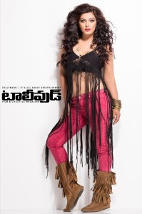 Reva DN Hot Pics in Tollywood Magazine