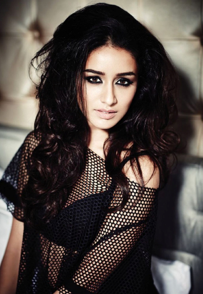 Shraddha Kapoor Filmfare Magazine September 2014 Photos