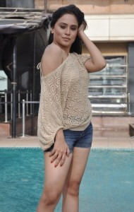 Anjani Si Pop Album Singer Priya Patel Hot Photoshoot Photos