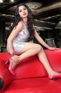 Megha Movie Actress Srushti Dange Latest Hot Photoshoot Photos
